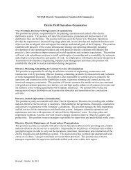 NSTAR Job Summaries (PDF)