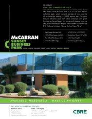 McCARRAN - Property Line
