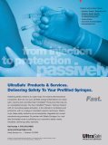 Ensuring Safety with Prefilled Syringes - Safety Syringes, Inc. - Page 3