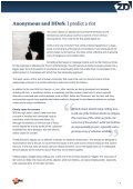 Hacktivism: Threats and reality for IT managers - CBS Interactive UK - Page 3