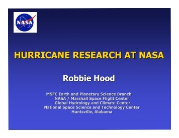 Hurricane Research