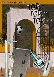 Thema Tür und Tor
