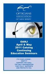 2011 OANJ April & May Seminars_Layout 1