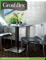 INTERIOR Contract Furniture Collection 2012 - Resort Contract ...
