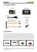 A3 Super Flight Control System User Manual Version 1.0 ... - HiModel - Page 3