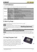 A3 Super Flight Control System User Manual Version 1.0 ... - HiModel - Page 7