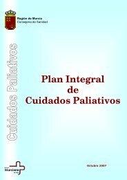 Plan de Cuidados Paliativos Murcia - Asociación Derecho a Morir ...