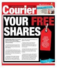Courier August 2013 - myroyalmail