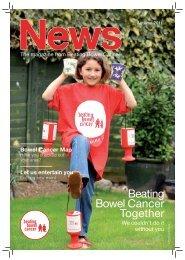 Autumn News 2011 - Beating Bowel Cancer