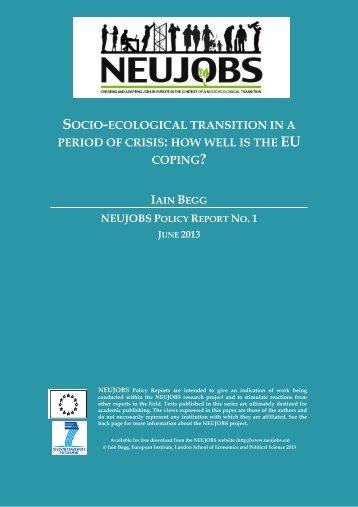 NEUJOBS Policy Report No 1.pdf
