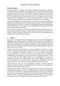 RAPPORT INTERIMAIRE - University of Cape Town - Page 2