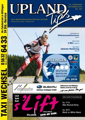 September-2010-Upland-Tips - Willingen live
