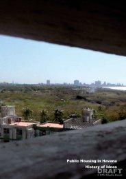 Havana - a non-growing city - Studio Basel