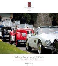 Villa d'Este Grand Tour - 2 FAST 4 YOU