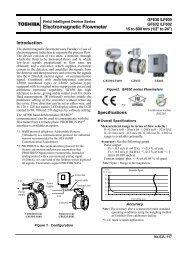 Electromagnetic Flowmeter - Axiom-Northwest