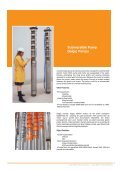 Submersible Pump Dalgıç Pompa - Praktikpump.sk - Page 3