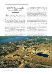 KARNAK, el templo de los templos (Tebas-este) - La Tienda de ...