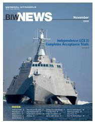 Independence (LCS 2) - Bath Iron Works