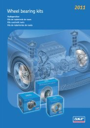 SKF Wheel Bearing Kits 2011 - www.noc.ua