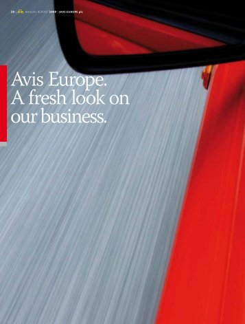 Avis Europe plc