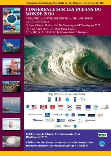 Informations - Global Ocean Forum