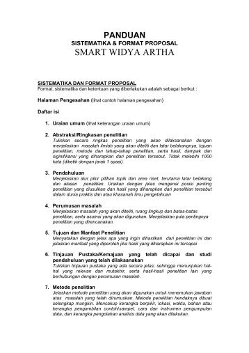 Download PanduanSmartWidyaArtha.pdf - PT SMART Tbk