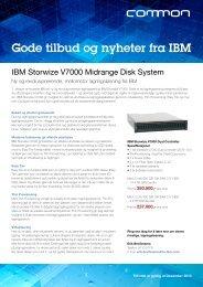 Gode tilbud og nyheter fra IBM - LSBG