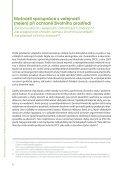 Možnosti spolupráce s veřejností nejen při ochraně ... - Zelený kruh - Page 4