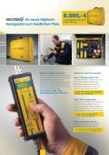 Die neue Generation der Leckageortung - Multigno Ortungstechnik - Seite 5