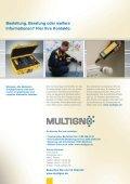 Die neue Generation der Leckageortung - Multigno Ortungstechnik - Seite 6