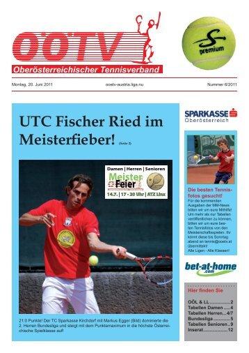 UTC Fischer Ried im - ASKÖ Steyrermühl Papier