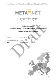 3 Vision Group Translation and Localisation - Meta-Net