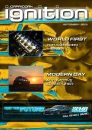 modern day modern day WORLD FIRST ... - Capricorn Society
