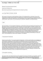 KmBek Zusammenarbeit Hauptschule - Berufsschule - Schulen in ...