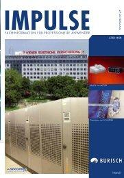 Impulse 54-08:Impulse-NEU-2007 - Burisch Elektronik Bauteile GmbH