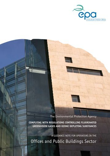 Offices and Public Buildings Sector - IPFMA