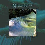 predstavitveni zloženki - Zavod RS za varstvo narave