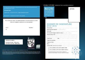Format PDF - ESC Pau