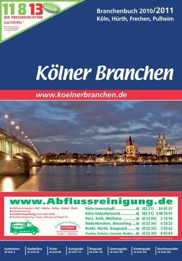 Kölner Branchen