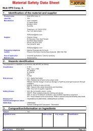 Muki EPS Comp. A - Marine_Protective - English (uk) - New ... - Jotun