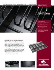 heavy duty accessory matrix - Touch Screens Inc.