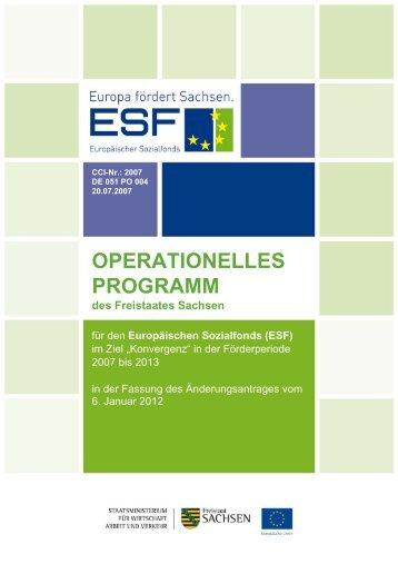 ESF-OP Sachsen 2007-2013 Fassung 06.01.2012 [Download,*.pdf ...