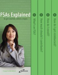 FSA Enrollment Kit