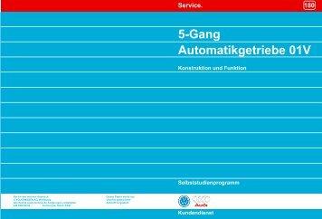 Service. 5-Gang Automatikgetriebe 01V - Geri`s Page