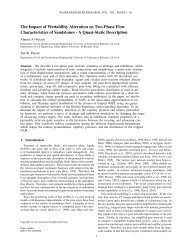 The Impact of Wettability Alteration on Two-Phase Flow ...