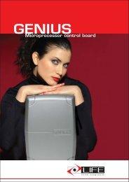 GENIUS - Data Control Technologies