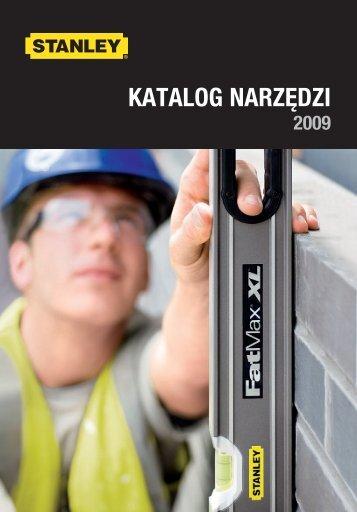 KATALOG NARZĘDZI - Stanley