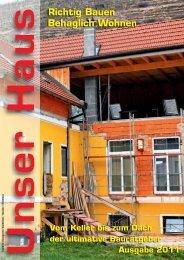 11 Perfekt sanieren - Ökohaus - Althaus