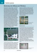 11 Perfekt sanieren - Ökohaus - Althaus - Seite 2