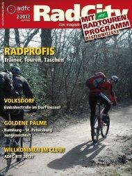 rAdProfis - ADFC Hamburg